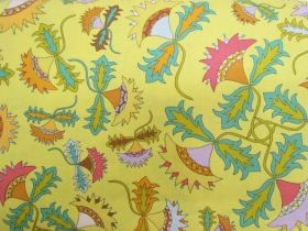 Great value Folk Art Revolution Cotton- Knotted Thistle- Pretty available to order online Australia
