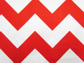 Great value Large Chevron- Red #08 available to order online Australia