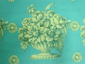 Great value Kaffe Fassett Stone Flower- Turquoise available to order online Australia