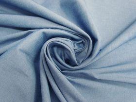 Great value Cotton Blend Bengaline- Rainy Blue #4610 available to order online Australia