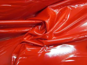 Great value 2way Stretch PVC Vinyl- Red available to order online Australia