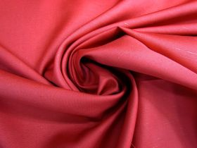 Great value Rayon Silk Blend Woven- Coral #4638 available to order online Australia