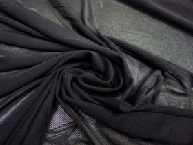 Great value Soft Stretch Mesh- Dark Charcoal #2663 available to order online Australia