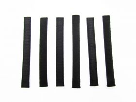 Great value Covered Plastic Boning Pieces- 9cm Black RW230-  6 for $4 available to order online Australia