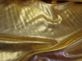 Great value Liquid Foile Lycra- Gold available to order online Australia