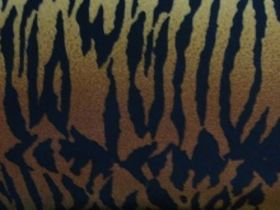 Great value Animal Print Lycra- Tiger available to order online Australia