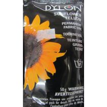 Dylon 50g- Sunflower Yellow