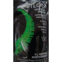 Dylon 50g- Tropical Green