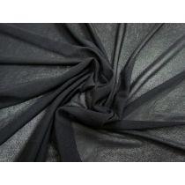 Stretch Mesh- Black #1039