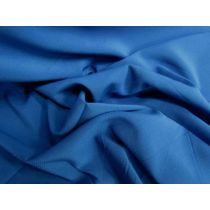 Stretch Chiffon- Royal Blue