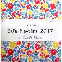 Moda 30's Playtime 2017 Promo Pack