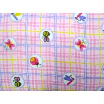 Picnic Party Flannelette