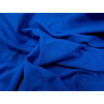 2way Stretch Cotton Jersey- Electric Blue #695
