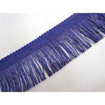4cm Fringe- Purple