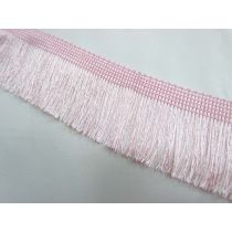 4cm Fringe- Baby Pink
