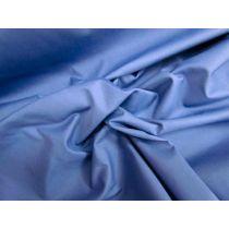 Poplin- Airforce Blue