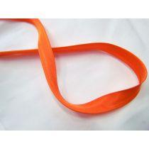 15mm Satin Bias- Orange