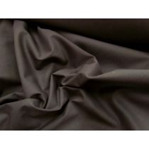 Cocoa Stretch Poplin