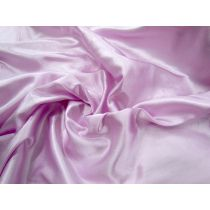 Charmeuse Satin- Frosted Lilac