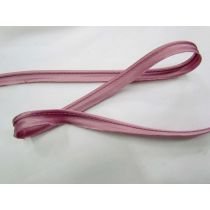 Satin Bias Piping- Dusty Pink