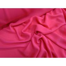 Light Weight Crepe- Lippy Pink