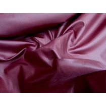 Waterproof Polyester- Maroon