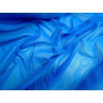2way Stretch Mesh- Toy Blue
