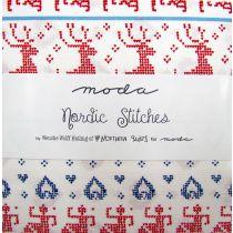 Moda Nordic Stitches Promo Pack