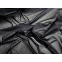 Sheer Black Interfacing