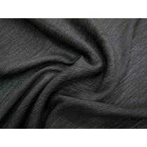 Designer Cheesecloth- Deep Black
