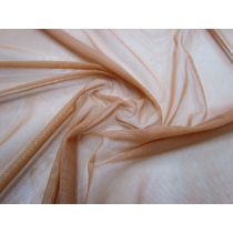 2way Stretch Mesh- Autumn Peach