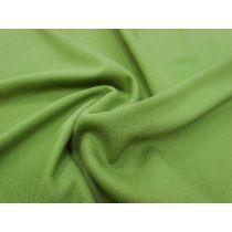 Thick Cotton Club Knit- Grass Court Green