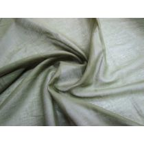 Designer Cotton Voile- Khaki