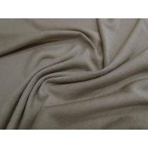 Lightweight Wool Blend Modal Jersey- Balanced Beige- 150cm