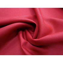 Ruby Red Linen