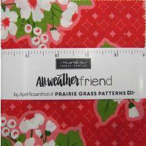 April Rosenthal of Prairie Grass Patterns