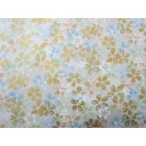 Japanese #55- Blue Flowers