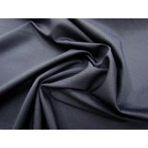Tight Rib Knit- Navy #944