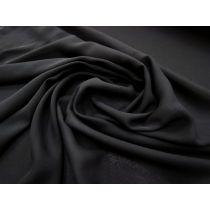 Designer Chiffon- Back in Black