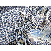 Blue Grass Leopard ITY Jersey