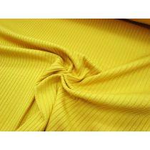 Chunky Rib Knit- Mustard