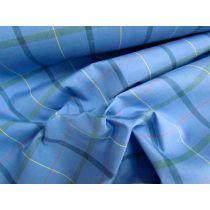 School GIrl Plaid Cotton