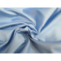 Stretch Satin- Springfield Blue