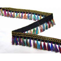 Unicorn Tail Tassel Fringe