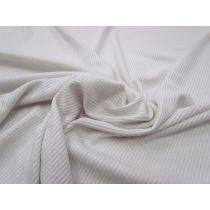 Soft Drape Mini Rib Jersey- Cotton Bud Beige #981