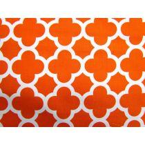 Quartrefoil Basics- Orange
