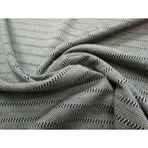 Portland Stripe Knit Jersey