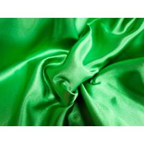150cm Satin- Apple Green