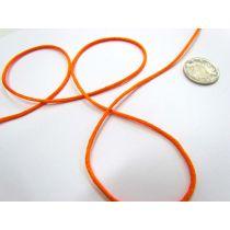 Rat Tail Ribbon- Orange