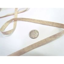 Stitch Natural Ribbon 10mm- White